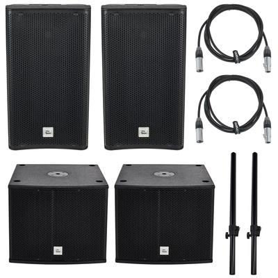 the box pro - Achat 112 Sub A & DSP108 Set