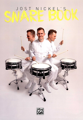 Alfred Music Publishing - Jost Nickel's Snare Book Engl.