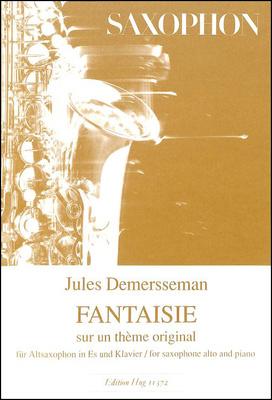 Edition Hug - Demersseman Fantaisie A-Sax