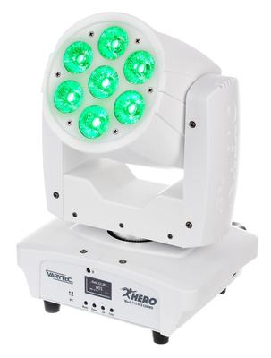 Varytec - Hero Wash 715 HEX LED WH