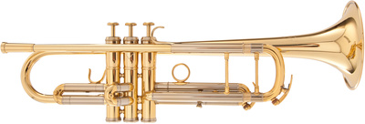 Adams - Sonic Trumpet Gold lacquer