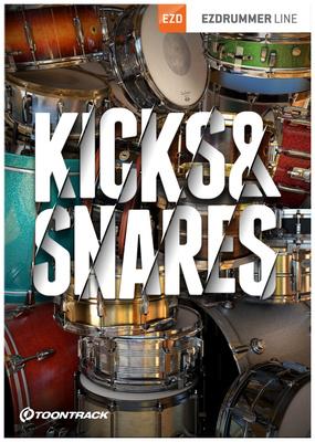 Toontrack - EZX Kicks & Snares