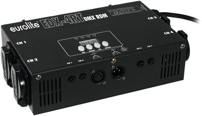 Eurolite - EDX-4RT DMX RDM Truss Pack