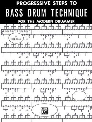 Alfred Music Publishing - Bass Drum Technique