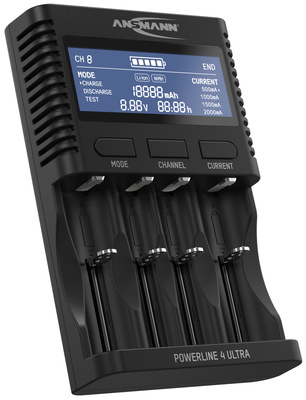 Ansmann - Powerline 4 Ultra
