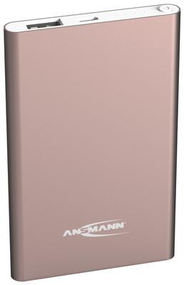 Ansmann - Powerbank 4 Ah rose