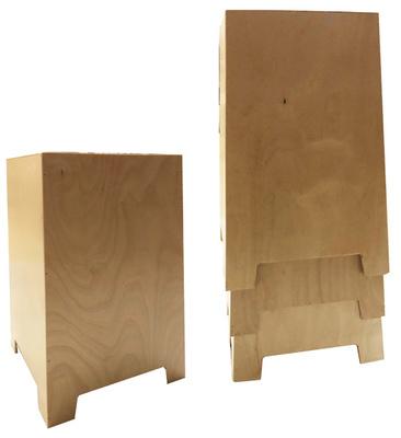 Baff - Stackable Cajon Set