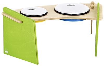Nino - Hand Drum Pair with Stand