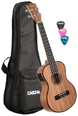 Cascha - E-Tenor Ukulele Premium Mah