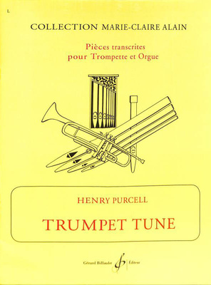 Editions Billaudot - Purcell Trumpet Tune