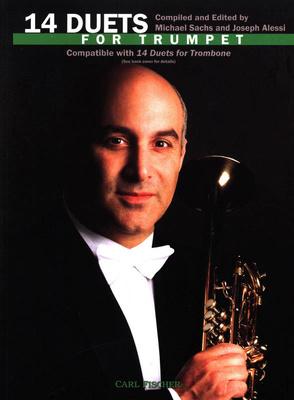Carl Fischer - 14 Duets For Trumpet