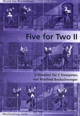Bruno Uetz Musikverlag - Five For Two Trumpet 2