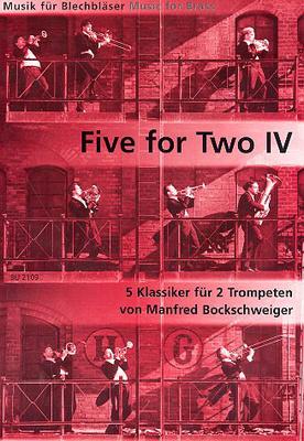 Bruno Uetz Musikverlag - Five For Two Trumpet 4