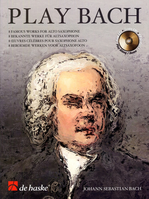 De Haske - Play Bach Alto Sax