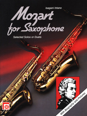 Edition Melodie - Mozart For Saxophone