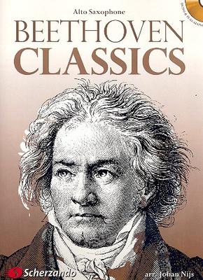 Scherzando - Beethoven Classics Alto Sax