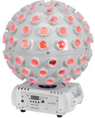 Eurolite - LED B-40 Laser Beam Effect WH