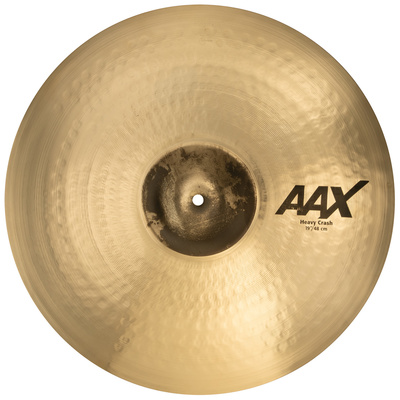 Sabian - 19' AAX Heavy Crash