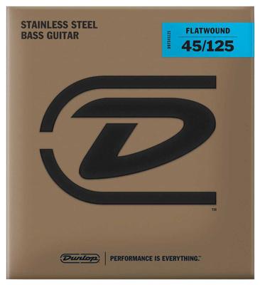 Dunlop - DBFS045125 Bass String Set