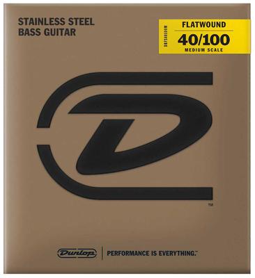 Dunlop - DBFS040100M Bass String Set