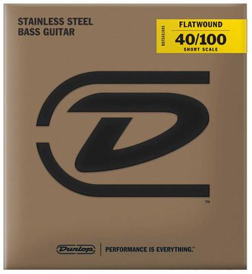 Dunlop - DBFS040100S Bass String Set
