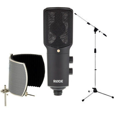 Rode - NT-USB Micscreen Bundle