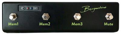 Bergantino - B/Amp Bluetooth Footswitch