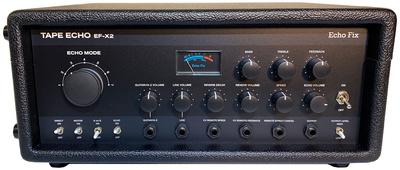 Echo Fix - EF-X2 Tape Echo Black