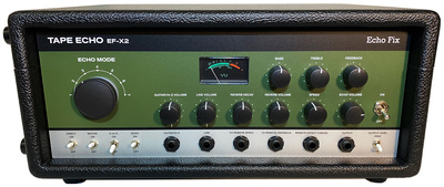 Echo Fix - EF-X2 Tape Echo Green