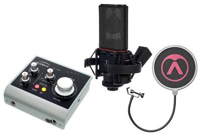 Austrian Audio - Home Recording Bundle OC18/ID4