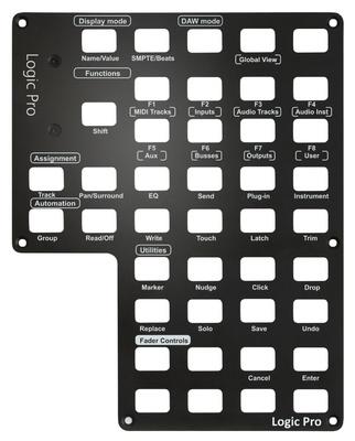 Icon - QCon Pro X Panel Logic Pro