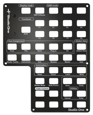 Icon - QCon Pro X Panel Studio One