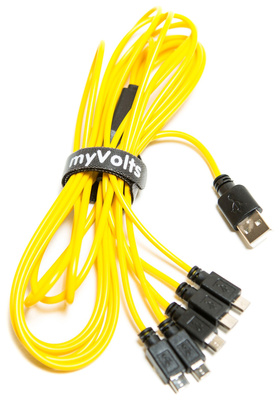 myVolts - Boutique Power Splitter