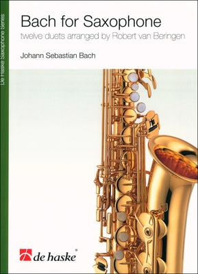 De Haske - Bach For Saxophone - Duets