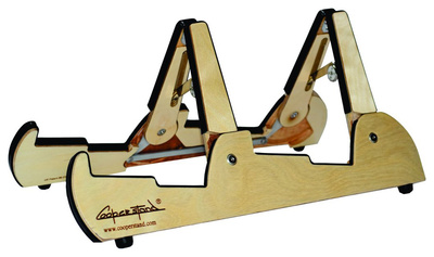 Cooperstand - Pro-Tandem Birch Double Stand
