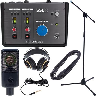 SSL - 2 Producer Plus Bundle