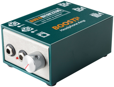 Audiowerkzeug - BOOSTi²