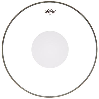 Remo - 20' CS White Dot Bass Drum