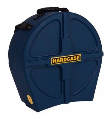Hardcase - 14' Snare Case F.Lined D.Blue