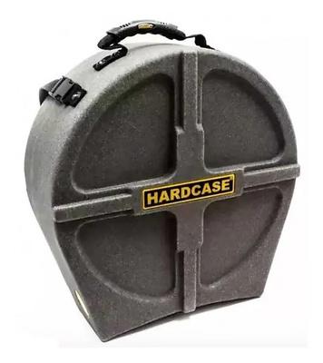Hardcase - 14' Snare Case F.Lined Granite