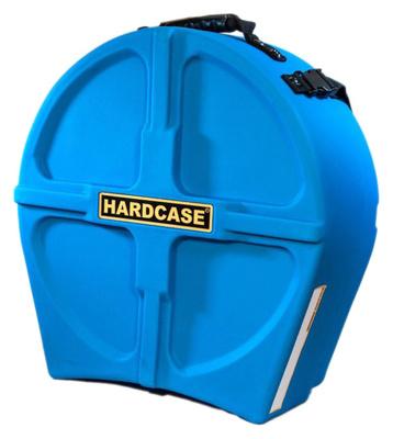 Hardcase - 14' Snare Case F.Lined L.Blue