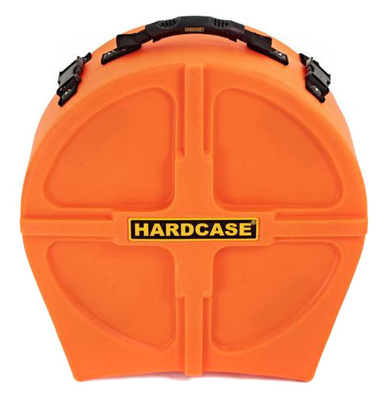 Hardcase - 14' Snare Case F.Lined Orange