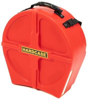 Hardcase - 14' Snare Case F.Lined Red
