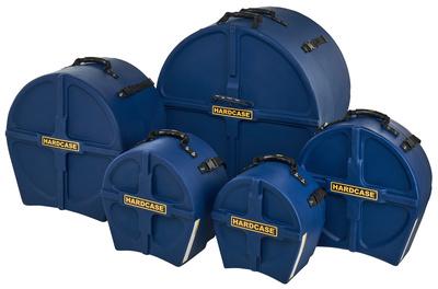 Hardcase - HRockFus3 F.Lined Set D.Blue