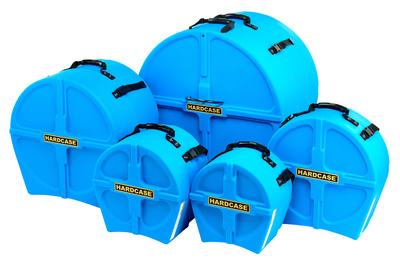 Hardcase - HRockFus3 F.Lined Set L.Blue