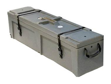 Hardcase - 48' Hardware Case Granite