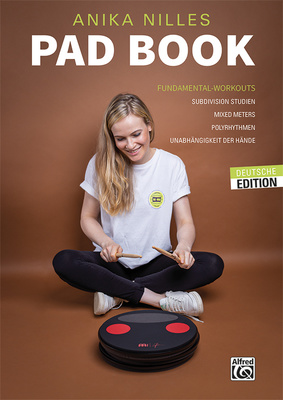 Alfred Music Publishing - Anika Nilles Pad Book German