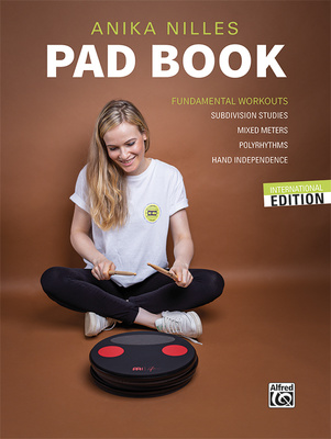 Alfred Music Publishing - Anika Nilles Pad Book English