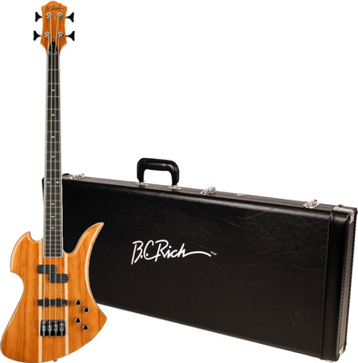 BC Rich - Mockingbird Bass HC NT Bundle