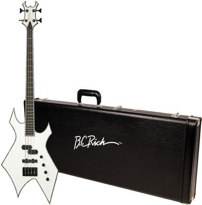 BC Rich - Warlock Bass Chris Kael Bundle